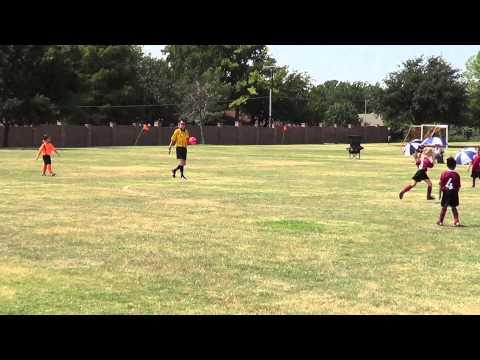Bayfa Boomers vs Bayfa Starburst part 1