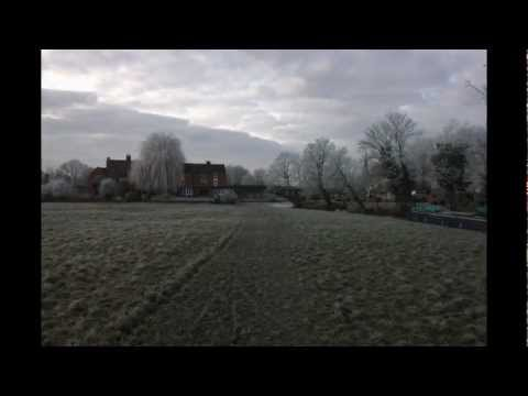 December Frost In Abingdon On The River Thames