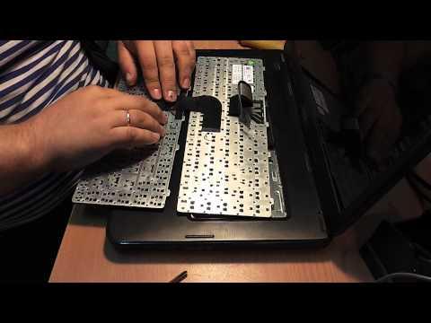 Как поменять клавиатуру на ноутбуке - Обзор