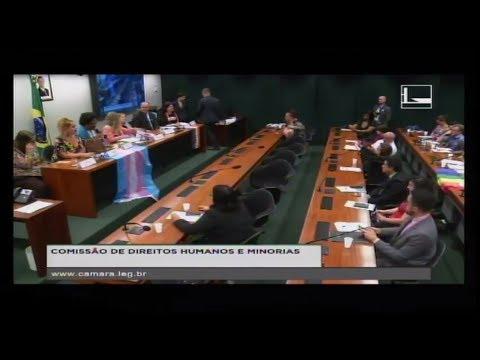 DIREITOS HUMANOS E MINORIAS - Direitos LGBTI - 17/05/2018 - 10:12