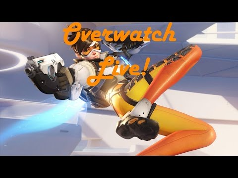 Overwatch: After Dark Edition (Live and Uncensored!) [6/1/2016]
