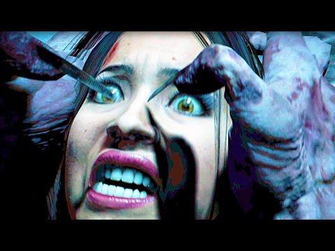 Until Dawn All Cutscenes Movie (HORROR GAME)