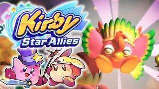 Mit Vogelkraft durch Feuer & Eis! | 05 | KIRBY STAR ALLIES
