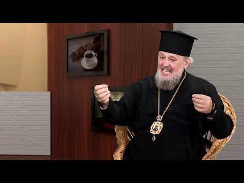 За філіжанкою кави. Владика Іоасаф, митрополит Івано-Франківський і Галицький ПЦУ