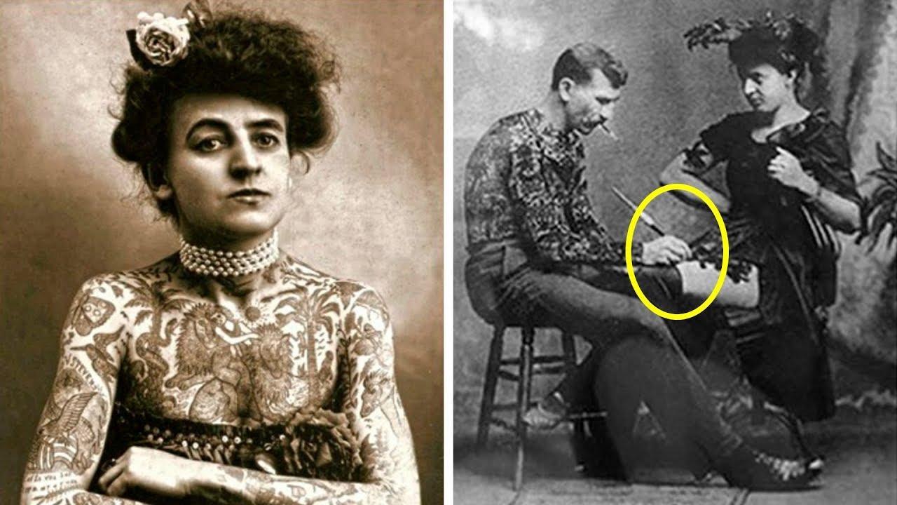 Первая американская тату-художница, которая стала зарабатывать этим ремеслом на жизнь