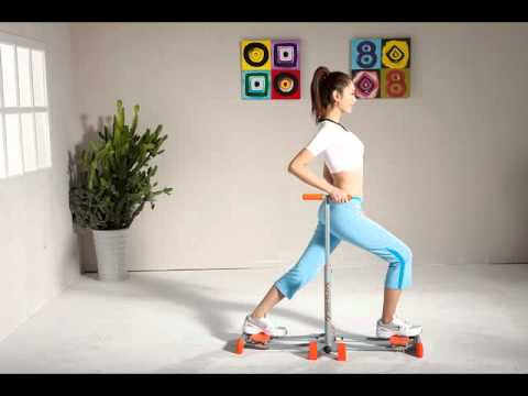 Leg Magic Leg Trainer Product Show And Simple Workout