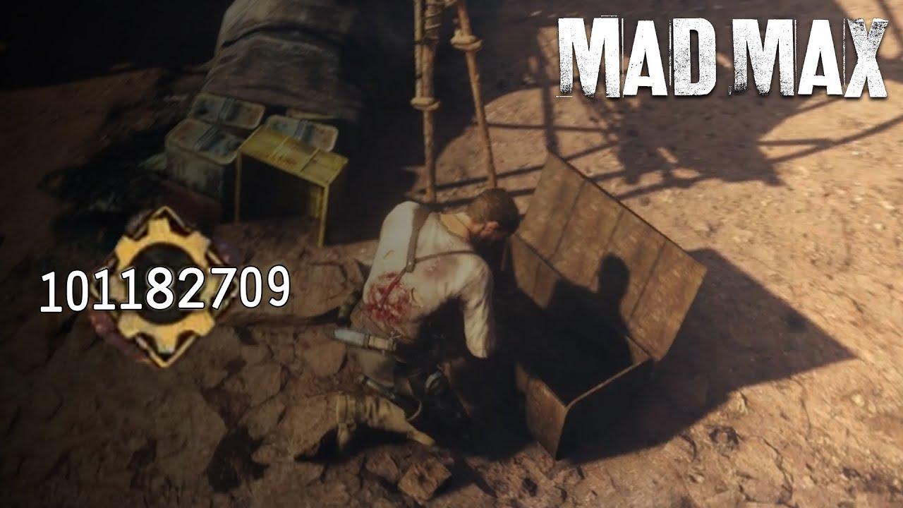 <b>Mad Max</b> - Unlimited Scrap Glitch LOCATION (Exploit) &quot;Infinte SCRAP ...