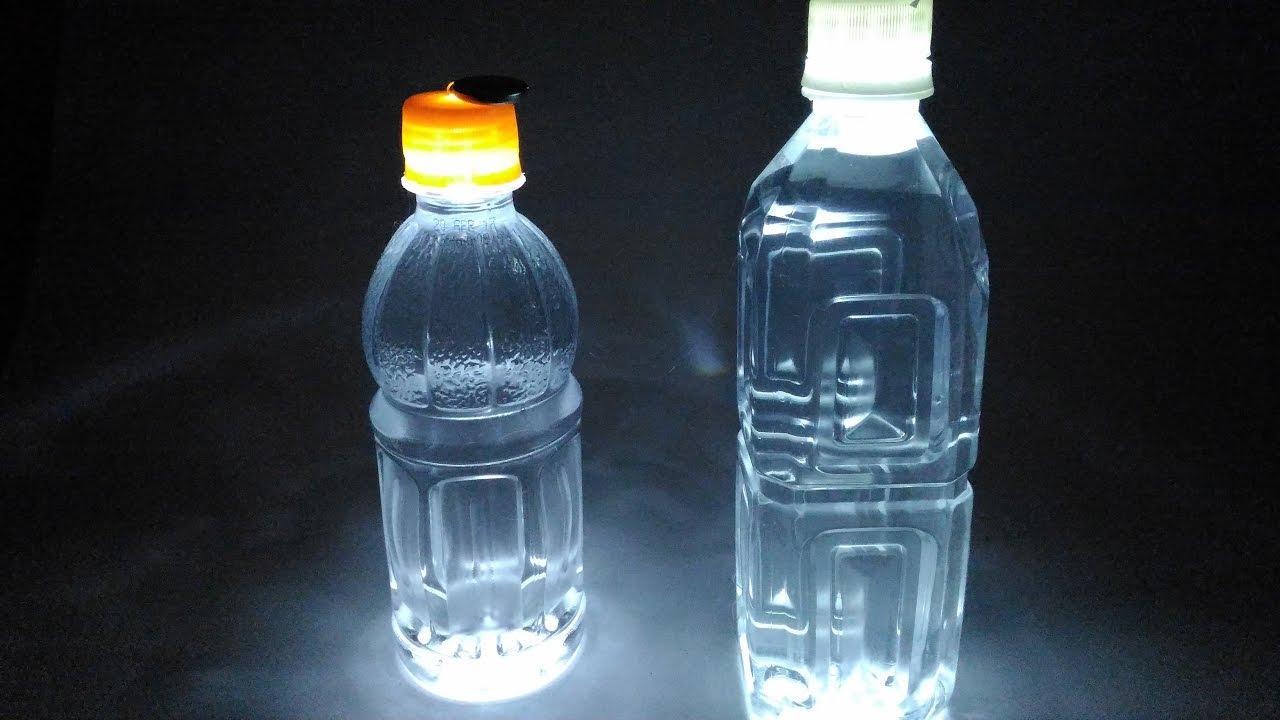 Membuat Lampu Emergency Hemat Energi Dari Botol Bekas Youtube