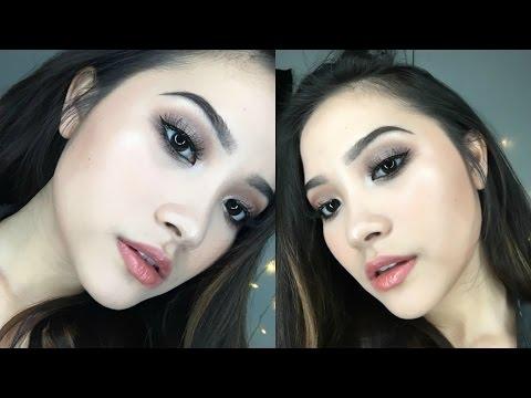 Wardah One Brand Tutorial // Graduation Makeup (Bahasa)
