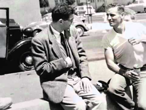 Blues for Neal Cassady or The Dean Moriarty Blues