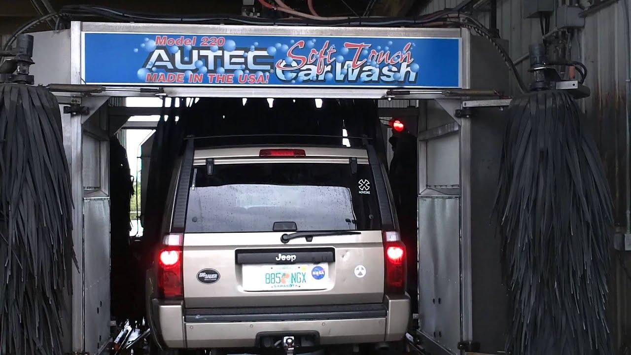 Autec Soft Touch Car Wash