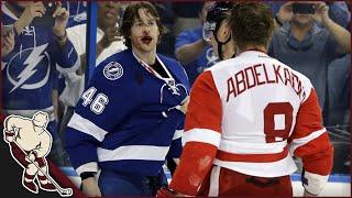 NHL: Players Losing Teeth