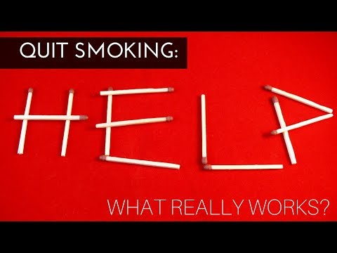 Help!  I've Tried Everything! What Really Works  to Stop Smoking?