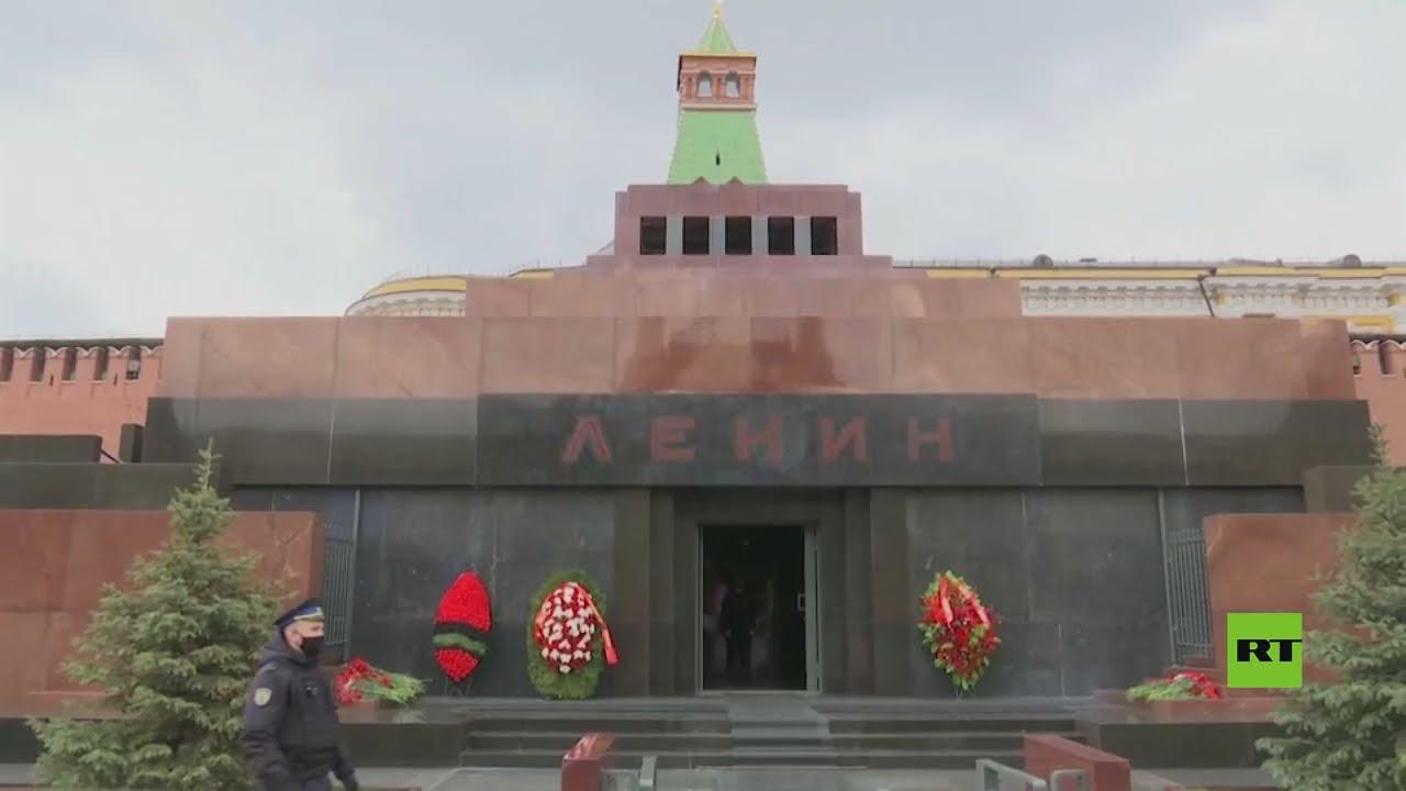 شيوعيو روسيا يحتفلون بعيد ميلاد لينين  - نشر قبل 14 ساعة