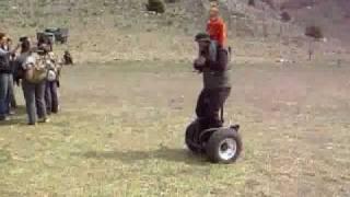 Vehículo eléctrico de dos ruedas