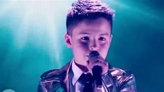 Juanse Laverde , como mirarte - La Voz Kids Colombia 2018, final.