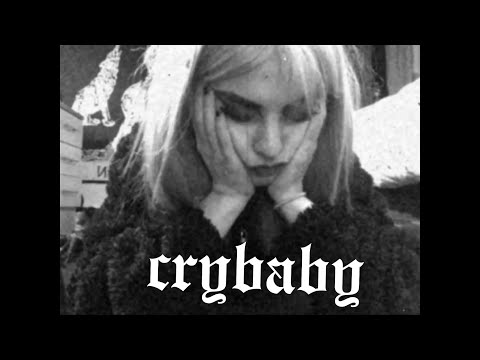 // crybaby by lil peep with a melanie martinez cry baby twist cover //
