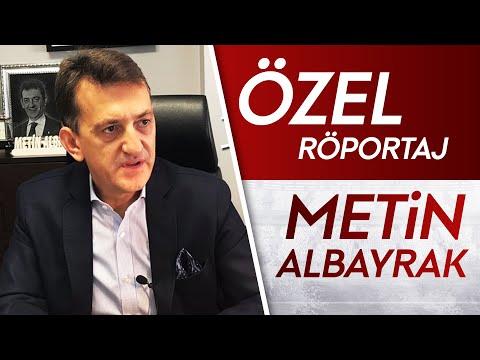 ÖZEL RÖPORTAJ   Metin Albayrak   Beşiktaş'ta Transferleri Kim Yaptı? Beşiktaş Scout Ekibi Var Mı?
