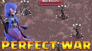 5 TIPS TO PERFECT WARS + BEST 3 STAR ATTACK STRATEGIES| Clash of Clans