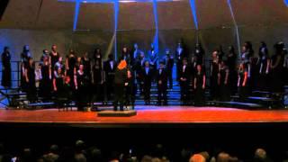 KMHS Chamber Singers, Silent Night by Pentatonix