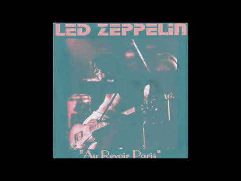 LED ZEPPELIN live in Paris, Palais Des Sports, 04.02.1973 (The Song Remains The Same)
