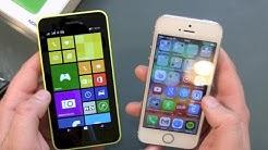 Nokia Lumia 630 einrichten und erster Eindruck