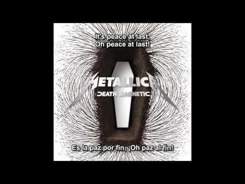 """Metallica - Cyanide [""""Death Magnetic"""" Album 2008] (Subtítulos Español)"""