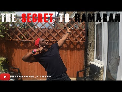 The Secret to Ramadan!! | Maintain Muscle mass | Bodybuilding tips for Ramadan | Ramadan Gains |