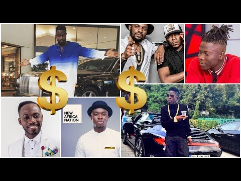 Top 10 Richest Musicians In Ghana 2019 || Net Worth