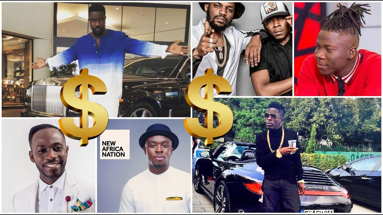 Top 10 Richest Musicians In Ghana 2019 || Net Worth & Biography