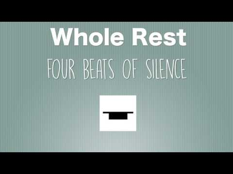 Music Theory: Notes and Rests