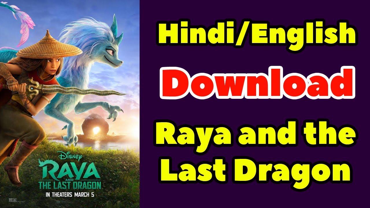 Download Raya and the Last Dragon (2021) Hindi/English Dubbed 720p | 480p Download