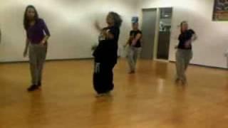 Sessadance training 11-05-10