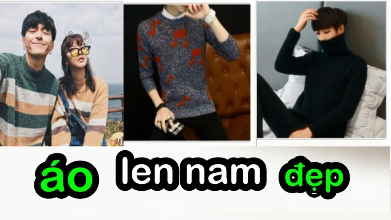 áo len nam- áo len nam đẹp | áo len nam hàn quốc
