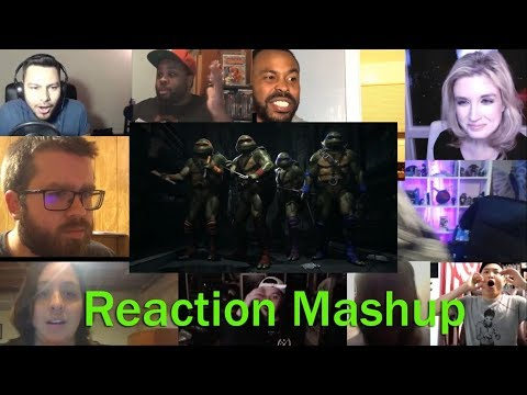 Thumbnail: Injustice 2 Fighter Pack 3 Trailer REACTION MASHUP