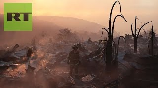 Video: Chile declara estado de catástrofe en las zonas afectadas por los incendios
