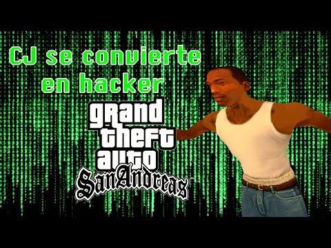 CJ se convierte en Hacker GTA San Andreas Loquendo 2017