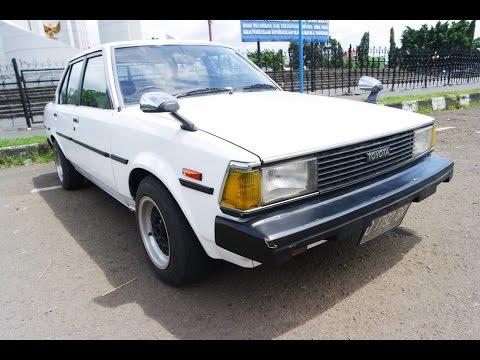Review Toyota Corolla Dx Ke70 1983 Plus Si Tua Bertenaga Youtube