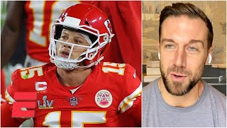 Alex Smith breaks down what went wrong for the Chiefs at Super Bowl LV | #Greeny