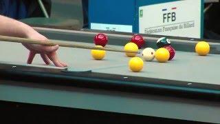"""Billard : tournoi """"Blackball"""" à Voisins-le-Bretonneux"""