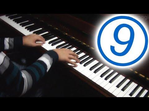 IOSYS - Cirno's Perfect Math Class 「チルノのパーフェクトさんすう教室」【ピアノ】 [Dimainkan di Piano]