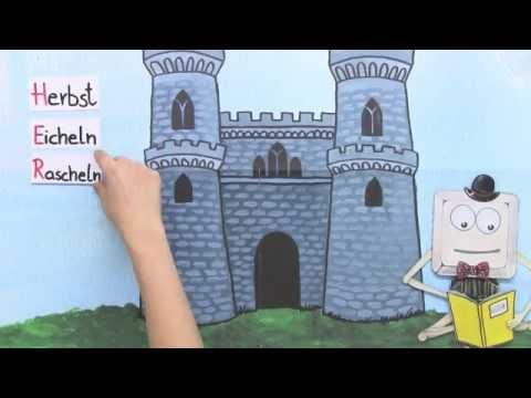 das akrostichon deutsch grundschule youtube