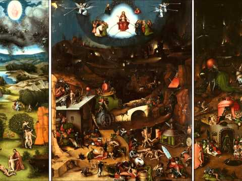 DIMITRIOS SKYLLAS - On the Last Judgment by Hieronymus Bosch (for piano)