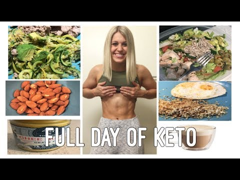 FULL DAY OF EATING | KETO DIET