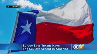 Texans Have The Sexiest Accent In America, Survey Says