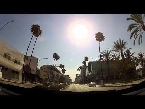 Wilshire Blvd. Los Angeles, California - GoPro HD Hero2