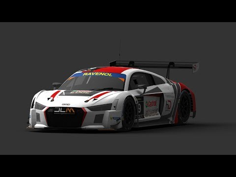 Rennen - Rolex 24 @Daytona - Onboard #9 Hennecke Motorsport - Audi R8 LMS