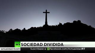 Las misas y marchas por la muerte de Franco dividen a la sociedad española