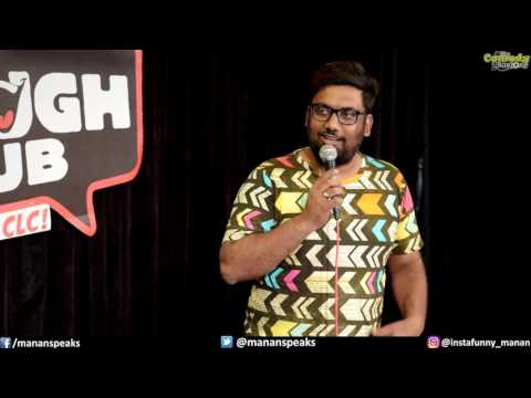Radio and Hindi Hollywood | Stand-up comedy by Manan Desai