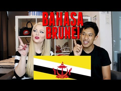 Mat Salleh Cakap BAHASA BRUNEI - Cassidy La Creme feat. Aziz Harun